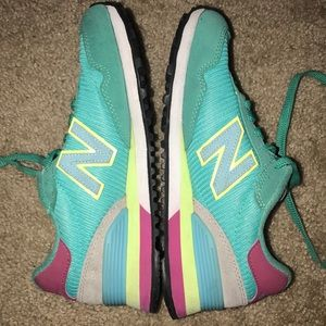Like new condition New Balance 515